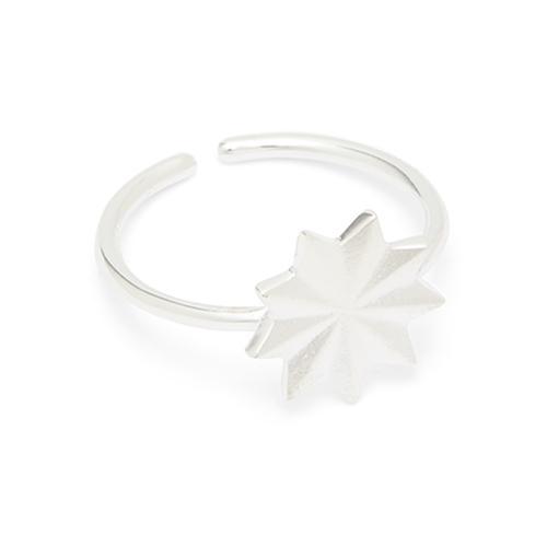 Louise Kragh Sterling Silver Bloom Ring | Jewellery