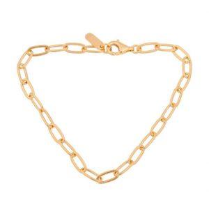Gold Esther Bracelet by Pernille Corydon